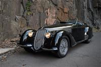 8. Alfa Romeo 8C 2900B Lungo Spider by Touring