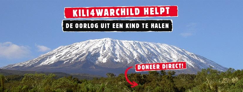 Kili4Warchild doneer