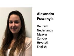 Alexandra Puszenyik