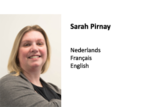 Sarah Pirnay